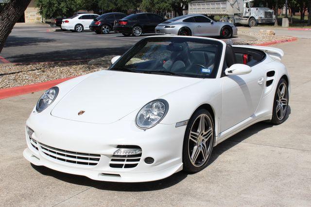 2008 Porsche 911 Cabriolet Turbo