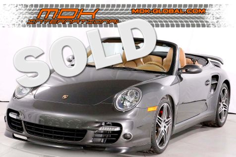 2008 Porsche 911 Turbo - Sport Chrono pkg - Manual - Adaptive seats in Los Angeles