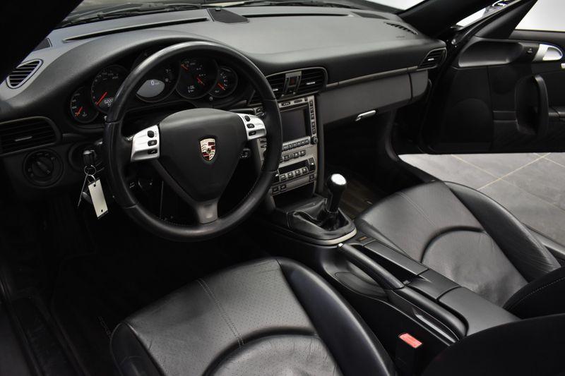 2008 Porsche 911 Carrera 4 Cabriolet in Carrollton, TX