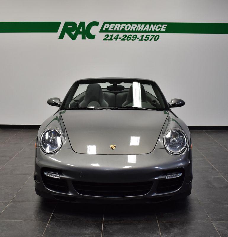 2008 Porsche 911 Turbo Cabriolet in Carrollton, TX