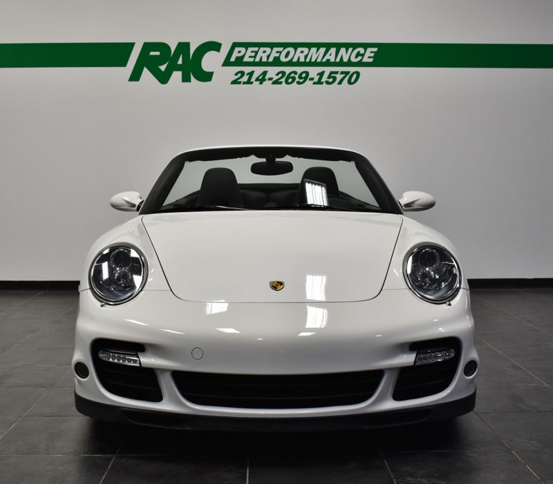 2008 Porsche 911 Turbo Cabriolet in Carrollton, TX
