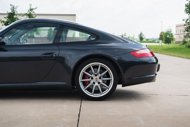 2008 Porsche 911 Carrera S Chesterfield, Missouri 9