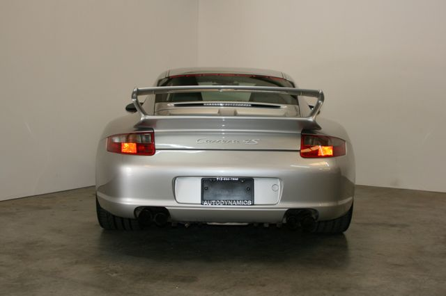 2008 Porsche 911 Carrera S Aerokit PKG Houston, Texas 3