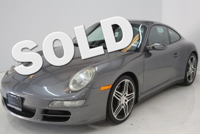 2008 Porsche 911 Carrera 4 S Houston, Texas 0