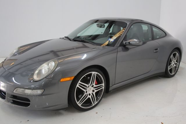2008 Porsche 911 Carrera 4 S Houston, Texas 4