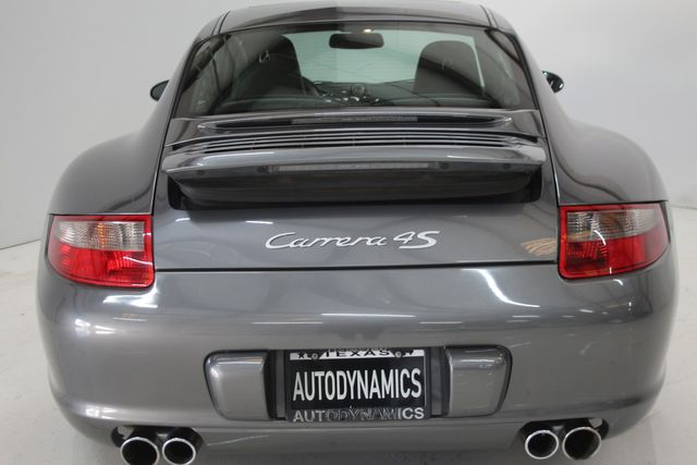 2008 Porsche 911 Carrera 4 S Houston, Texas 7