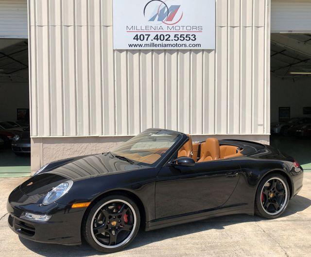 2008 Porsche 911 Carrera 4S Longwood, FL 47