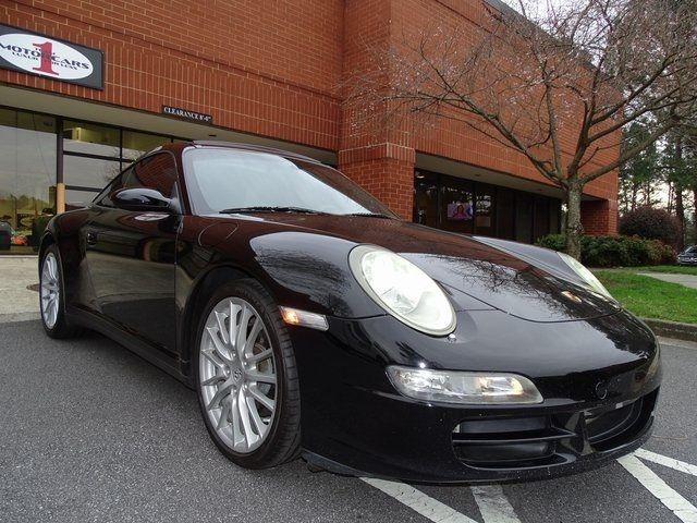 2008 Porsche 911 4
