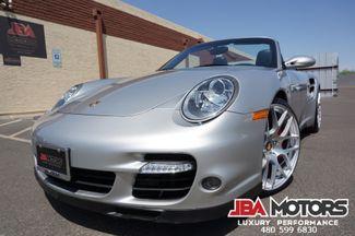 2008 Porsche 911 Turbo AWD 997 Carrera Convertible Cabriolet | MESA, AZ | JBA MOTORS in Mesa AZ