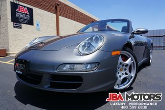 2008 Porsche 911 Carrera 4S Cabriolet Convertible C4S 6 Speed Trans in Mesa, AZ 85202