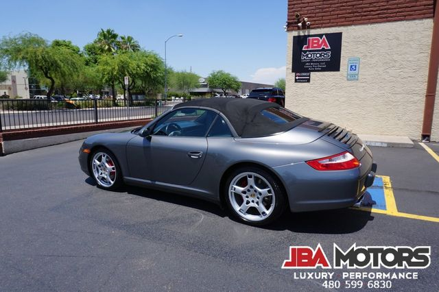 2008 Porsche 911 Carrera 4S Cabriolet Convertible C4S 6 Speed Trans in Mesa, AZ 85202
