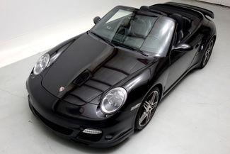 2008 Porsche 911 Turbo* Cabriolet* Sport Chrono Pkg* NAV***   Plano, TX   Carrick's Autos in Plano TX