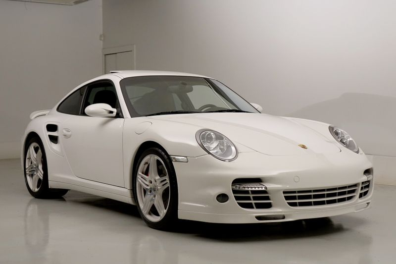2008 Porsche 911 Turbo* Front Clear Wrap* Low Miles* | Plano, TX | Carrick's Autos in Plano TX