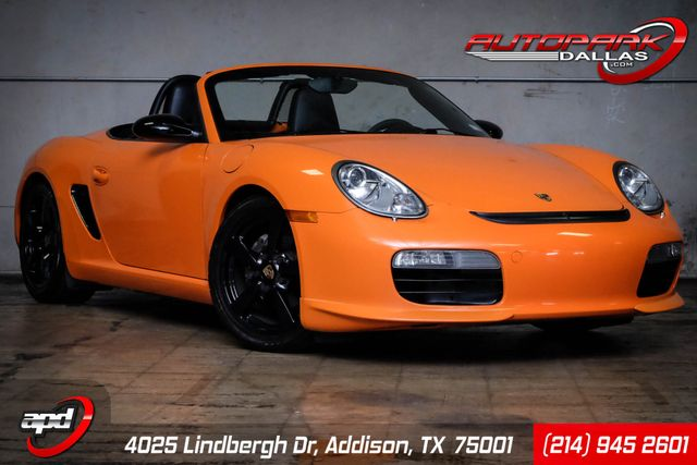 2008 Porsche Boxster Limited Edition 72 of 250