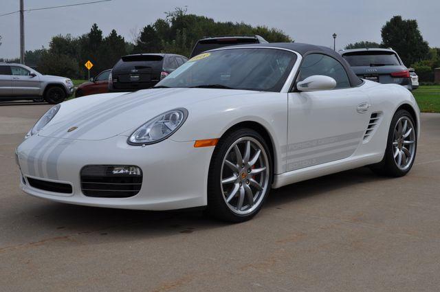 2008 Porsche Boxster S Design Edition 2