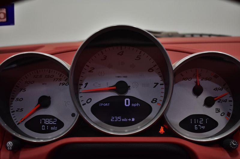 2008 Porsche Boxster RS 60 Spyder in Carrollton, TX