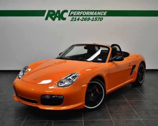 2008 Porsche Boxster S Limited Edition-[ 4 ]