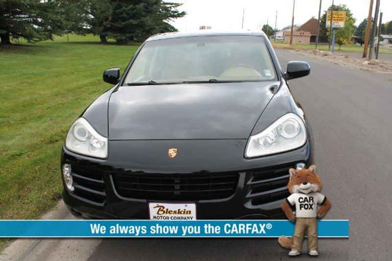 2008 Porsche Cayenne 4d SUV S  city MT  Bleskin Motor Company   in Great Falls, MT