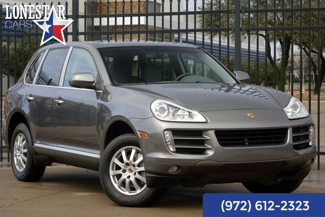 2008 Porsche Cayenne Clean Carfax Heated Seats