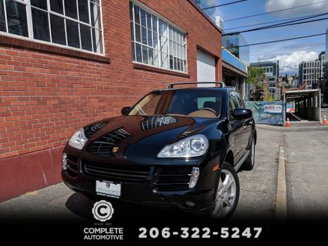 2008 Porsche Cayenne S All Wheel Drive Local 1 Owner History Heated Seats Xenons 20