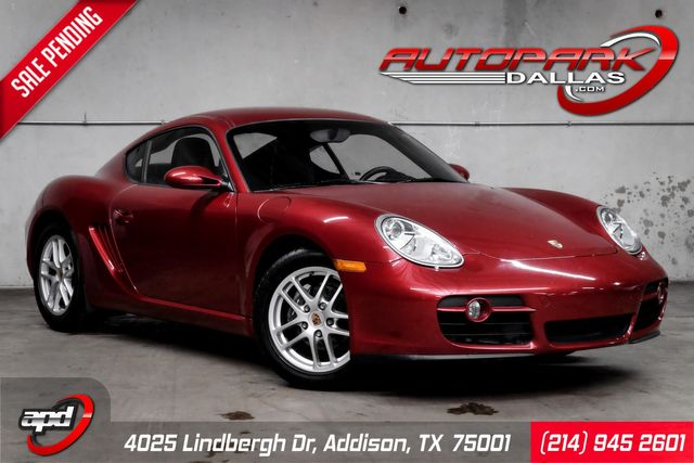 2008 Porsche Cayman in Addison, TX 75001