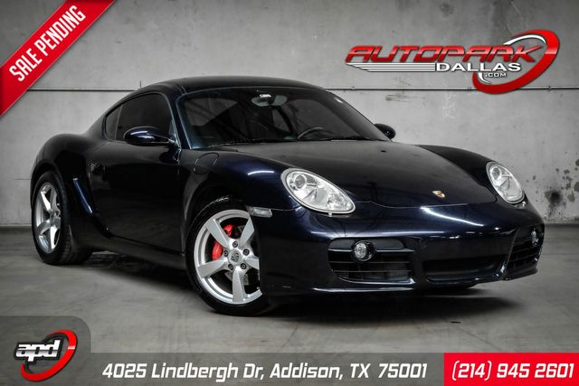 2008 Porsche Cayman S w/ Upgrades