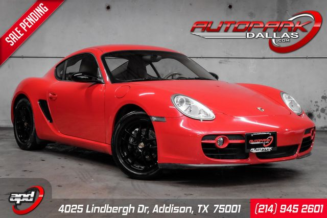 2008 Porsche Cayman RARE COLOR in Addison, TX 75001