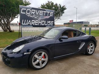 2008 Porsche Cayman S Manual, CD Player, Alloy Wheels only 49k in Dallas, Texas 75220