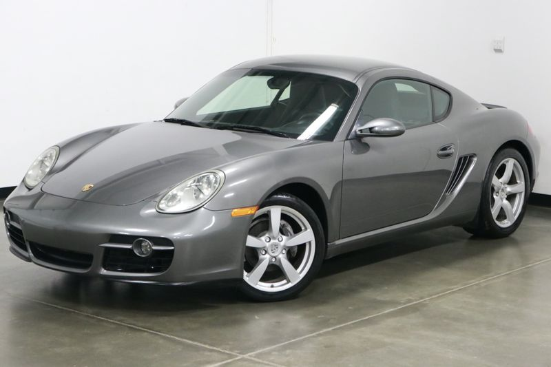 2008 Porsche Cayman   city NC  The Group NC  in Mooresville, NC