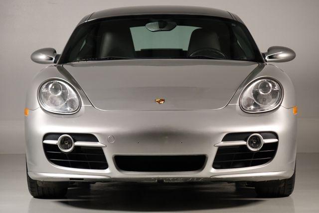 2008 Porsche Cayman S* Tiptronic* Nav* Arctic Silver***   Plano, TX   Carrick's Autos in Plano TX