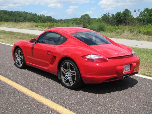 2008 Porsche Cayman St. Louis, Missouri 3