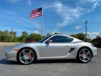 2008 Porsche Cayman SPORT COUPE GT SILVER CARFAX CERT BOOKSRECS   Florida  Bayshore Automotive   in , Florida