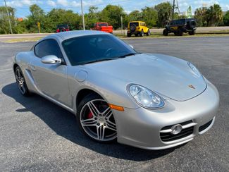 2008 Porsche Cayman SPORT COUPE GT SILVER CARFAX CERT BOOKSRECS   Florida  Bayshore Automotive   in , Florida