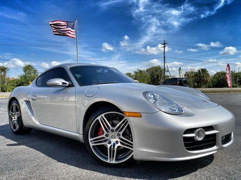 2008 Porsche Cayman SPORT COUPE GT SILVER CARFAX CERT BOOKS/RECS in , Florida