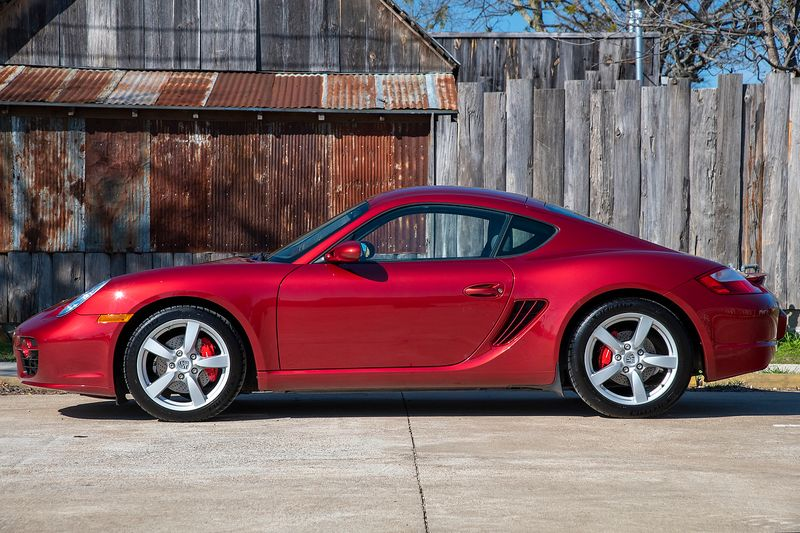 2008 Porsche Cayman S  city TX  Dallas Motorsports  in Wylie, TX