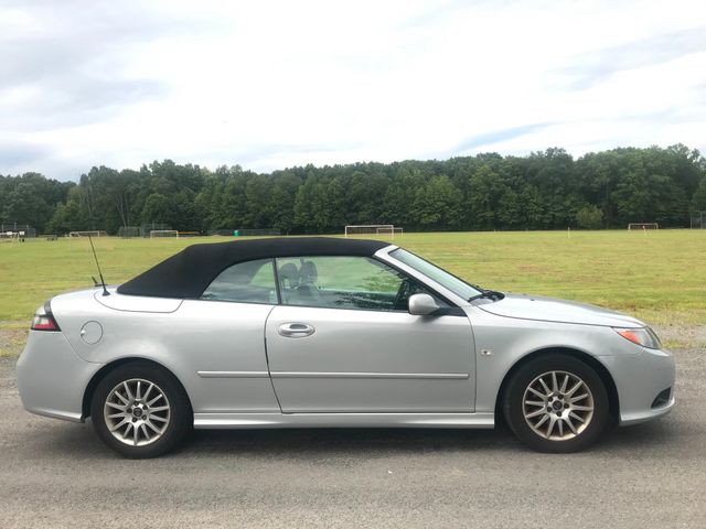 2008 Saab 9-3 Convertible Ravenna, Ohio 4