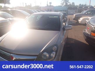 2008 Saturn Astra XE Lake Worth , Florida 2