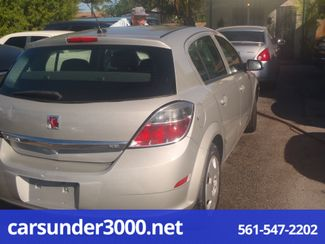 2008 Saturn Astra XE Lake Worth , Florida 3