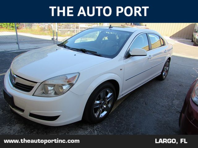 2008 Saturn Aura XE in Clearwater Florida, 33773
