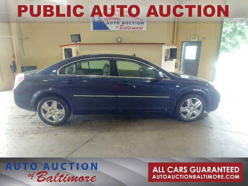 2008 Saturn Aura XE | JOPPA, MD | Auto Auction of Baltimore  in JOPPA MD