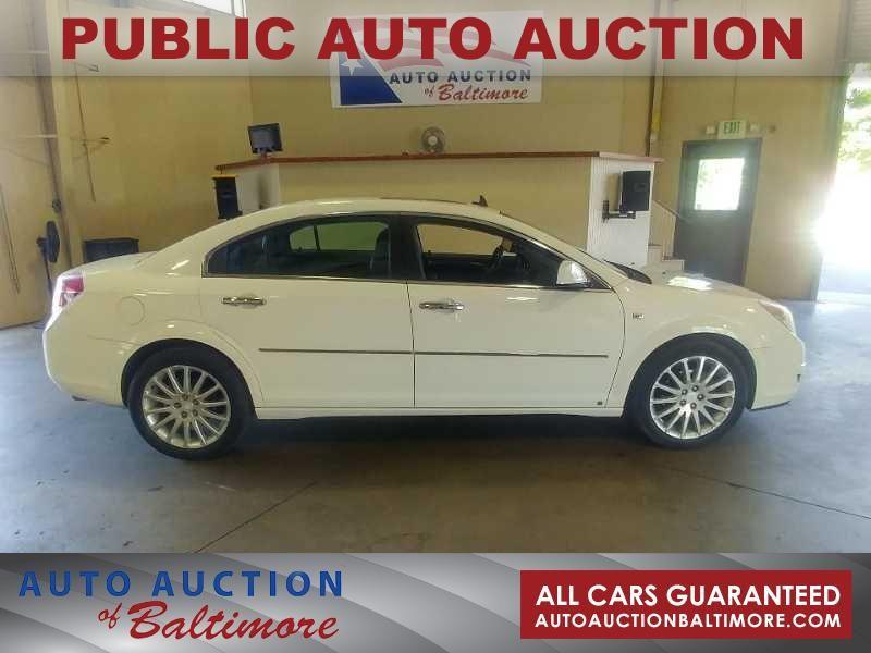 2008 Saturn Aura XR   JOPPA, MD   Auto Auction of Baltimore  in JOPPA MD