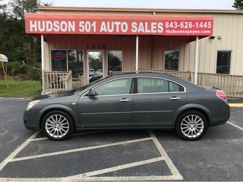 2008 Saturn Aura XR | Myrtle Beach, South Carolina | Hudson Auto Sales in Myrtle Beach South Carolina