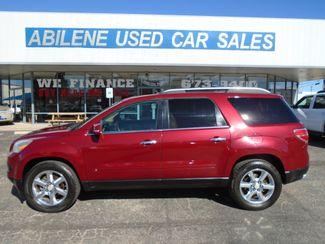 2008 Saturn Outlook XR  Abilene TX  Abilene Used Car Sales  in Abilene, TX