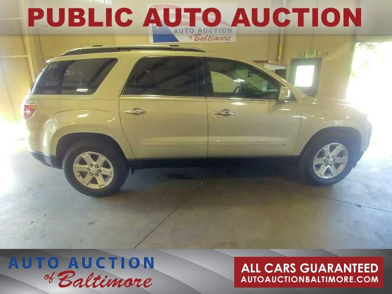 2008 Saturn Outlook XR | JOPPA, MD | Auto Auction of Baltimore  in JOPPA MD