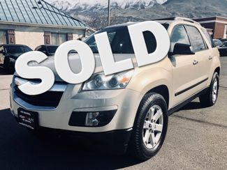 2008 Saturn Outlook XE LINDON, UT 0
