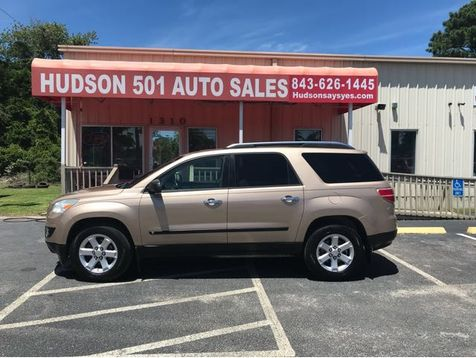 2008 Saturn Outlook XE | Myrtle Beach, South Carolina | Hudson Auto Sales in Myrtle Beach, South Carolina