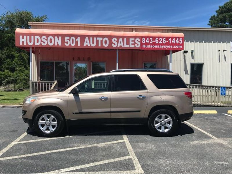 2008 Saturn Outlook XE | Myrtle Beach, South Carolina | Hudson Auto Sales in Myrtle Beach South Carolina