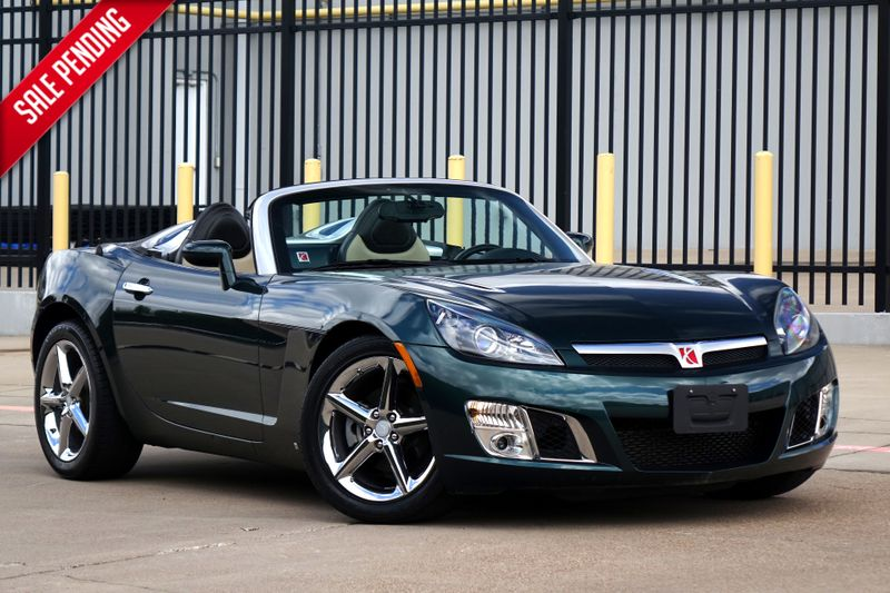 2008 Saturn Sky Red Line* Auto* Leather* only 53k Mi* EZ Finance**   Plano, TX   Carrick's Autos in Plano TX