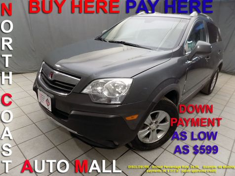 2008 Saturn VUE XE As low as $599 DOWN in Cleveland, Ohio