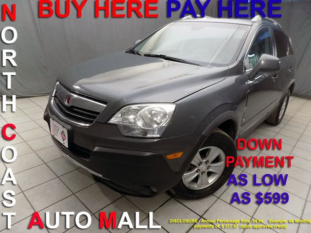 North Coast Auto Mall Cleveland >> 2008 Saturn VUE XE As low as 599 DOWN city Ohio North ...